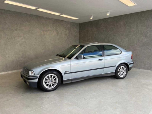 Imagem 1 de 15 de Bmw 318i 1.8 Compact 16v Gasolina 2p Manual 1995/1995