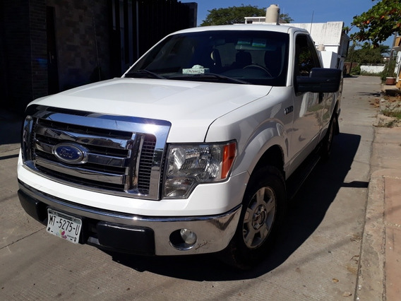 Ford Lobo 5.0l Xlt Cabina Doble 4x2 Mt 2011