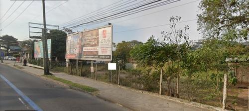 Terreno Em Cavalhada - Vz5800