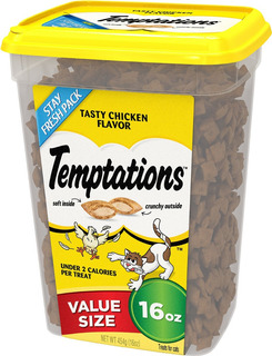 Temptations Snacks