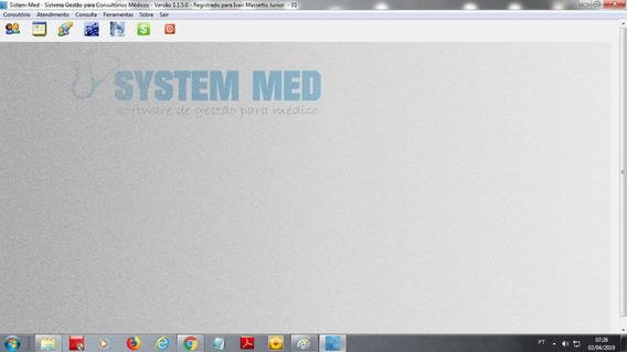 Sistema Para Consultórios E Clinicas - System Med