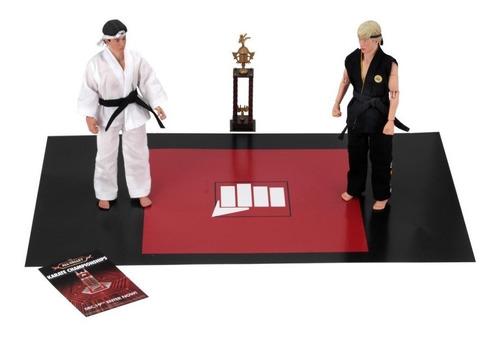 Imagen 1 de 3 de Karate Kid Daniel & Johnny Tournament Pack Neca Clothed
