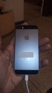 iPhone 5s 16gb 4g Global Plateado Usado Condicion A