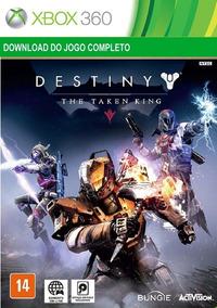 Jogo Destiny Xbox 360 Midia Digital