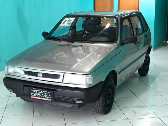 Uno 2002 4p Gasolina Impecável