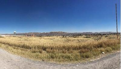 Increible Terreno Frente A La Carretera A Chih-juarez En El Km 19.