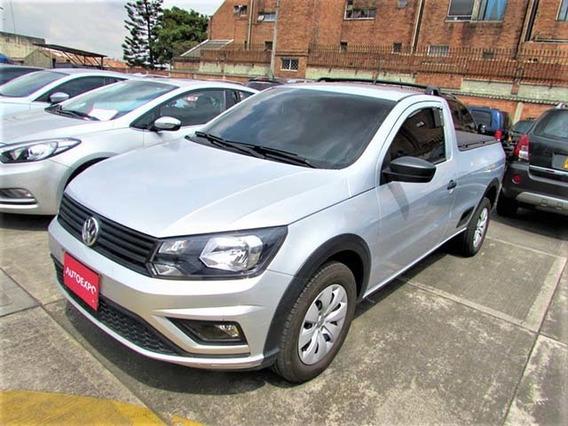 Volkswagen Saveiro Pick Up Mec 1,6 Gasolina 4x2 2 P.