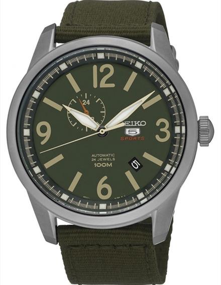 Relógio Seiko Masculino Automático Ssa299b1 E2ex *24jewels