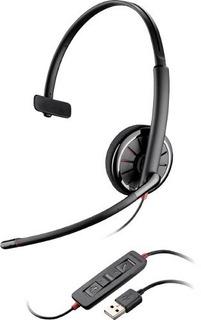 Diadema Plantronics C/microfono Usb Blackwire C3210