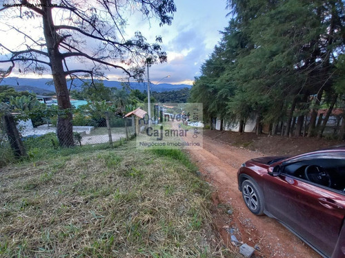 Chácara Em Cajamar, Apenas Terreno, R$85mil Oportunidade