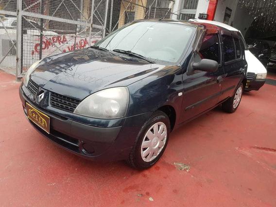 Renault - Clio 1.0 Exp - 2003 - Troca - Financio Sem Entrada