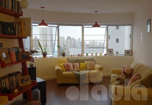 Imagem 1 de 14 de Jardim Bela Vista - Apartamento Com 77m2- Condomínio Com Pis - 1033-8568