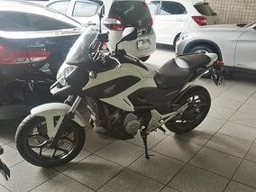 Honda Nc 700 X 2013 Único Dono