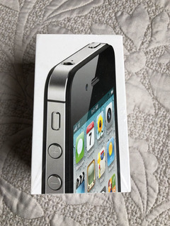 Caixa iPhone 4 S 64 Gb