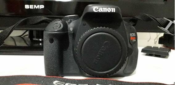 Câmera Canon T3i / 600d