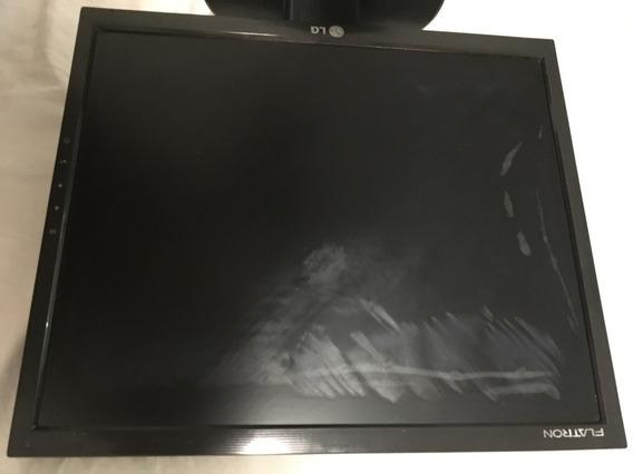 Monitor Flatron LG L1753t-bf