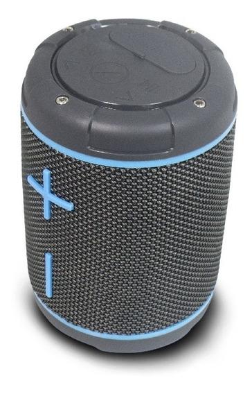 Bocina Ghia Bxsubn Bluetooth Contra Agua/sumergible Grisazul