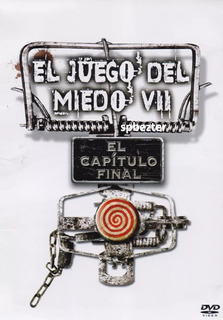 El Juego Del Miedo 7 El Capitulo Final Jigsaw Dvd