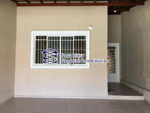 Casa Térrea 02 Dormitórios Jd Satélite 125 M² - C2046