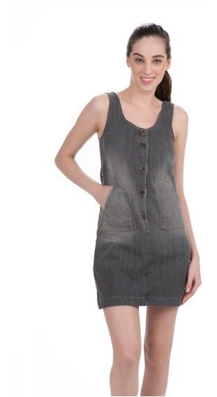 Vestido Innermotion De Mezclilla Para Dama. Estilo 1278