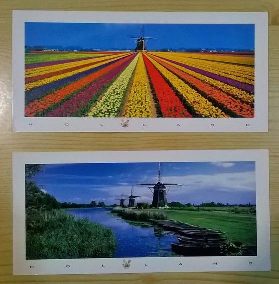 Postales Importadas Paisajes Holanda
