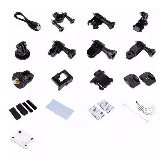 Kit Acessórios Reposição Filmadoras Cam X4000 Sj4000 Similar