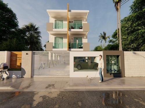 Apartamento 03 Quartos, Na Primeira Quadra No Bairro Jardim Bela Vista!!! - 895 - 69661861