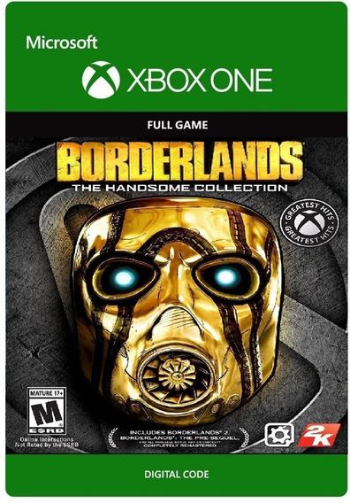 Borderlands The Handsome Collection - Xbox One - Código 25