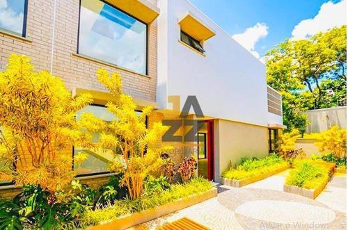 Magnífica Casa  Em Moema, Casa Em Condomínio Fechado Com 3 Suítes E 355 M² - Ca13254