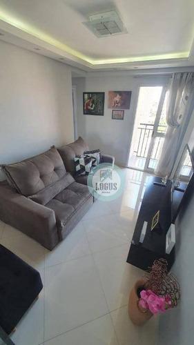 Imagem 1 de 30 de Apartamento Com 2 Dormitórios À Venda, 50 M² Por R$ 324.000,00 - Nova Petrópolis - São Bernardo Do Campo/sp - Ap1719