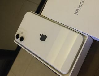 Apple iPhone 11 128 Gb Branco 4 Gb Ram