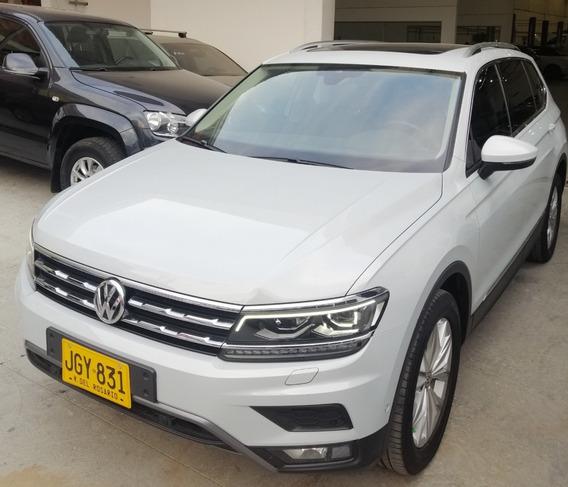 Volkswagen Tiguan All Space Comfortline 2018