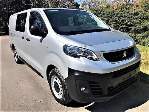 Peugeot Expert Premium 6 Pasajeros Hdi 1.6 Okm 2021 Unica !