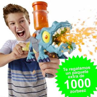 Pistola Dragon Lansa Slime Creature Chumper + 1000 Zorbeez