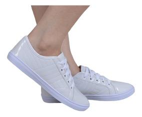 8f1f0bcd Tenis Branco Feminino - Calçados, Roupas e Bolsas com o Melhores ...