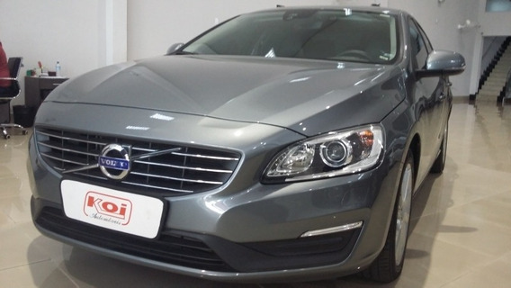 S60 2.0 T5 Kinetic 16v Turbo Gasolina 4p Automati 2015/2016