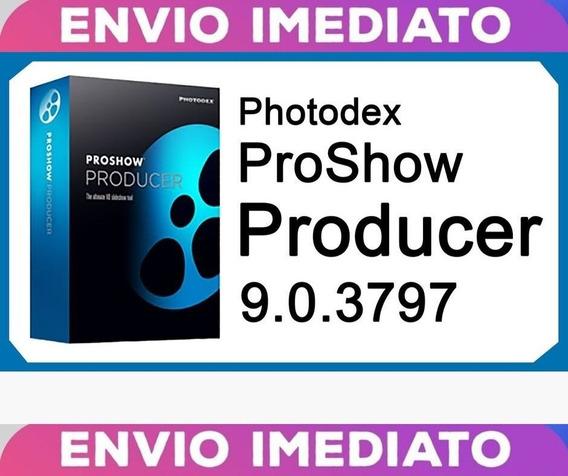 Photodex Proshow Producer 9.0.3797 - 2019 +tutorial