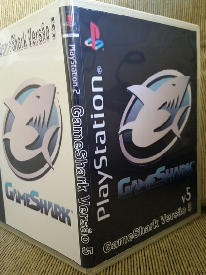 Game Shark V.5 Para Playstation 1 - Patch