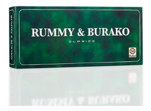 Rummy Y Burako Clásico