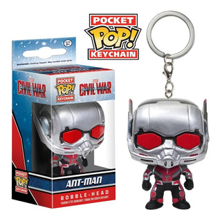 Funko Pop! Keychain: Marvel Cw Cap. Am. - Ant-man (9515)