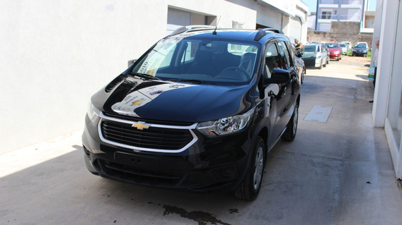 Chevrolet Spin 1.8 Lt 5as 105cv #gc