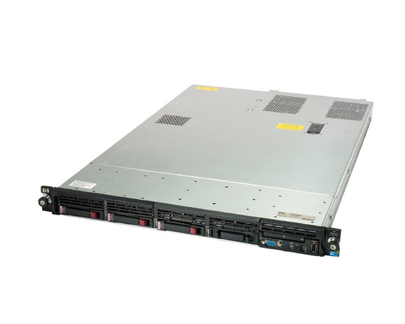 Servidor Hp Proliant Dl360 G7 2x Xeon X5650 32gb, Hd Sas 10k