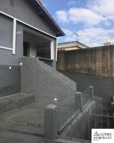 Casa Para A Venda Na Vila Bocaina Em Mauá - Ca00225 - 69220288
