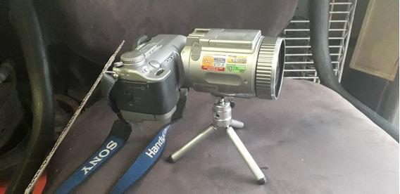 Câmera Digital Sony Cyber Shot Dsc-707 Leia A Descrição