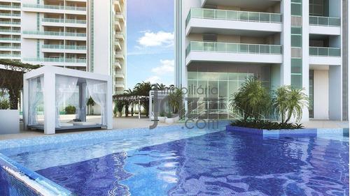 Apartamento À Venda, 124 M² Por R$ 1.431.750,00 - Jardim Pompéia - Indaiatuba/sp - Ap4975