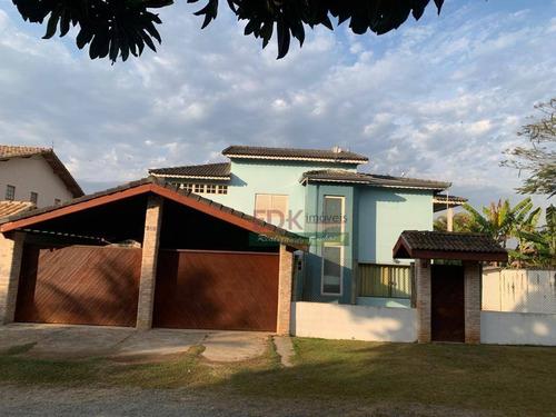 Imagem 1 de 30 de Chácara Com 5 Dormitórios À Venda, 1000 M² Por R$ 901.000,00 - Jardim Costão - Santa Branca/sp - Ch0357