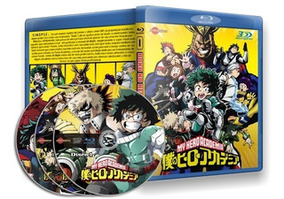 Bluray Boku No Hero Academia