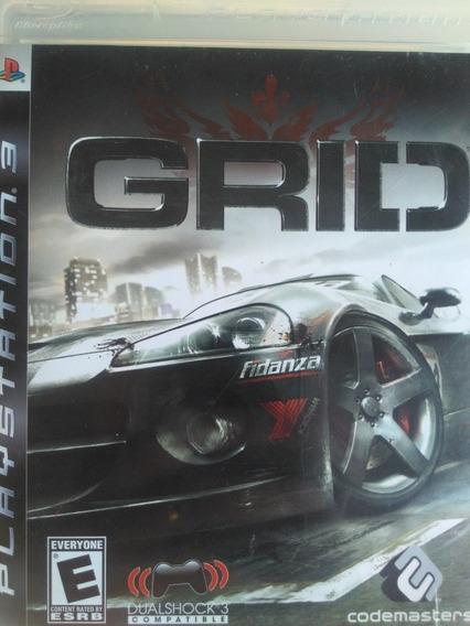 Grid Ps3 Original , Mídia Física , A Pronta Entrega