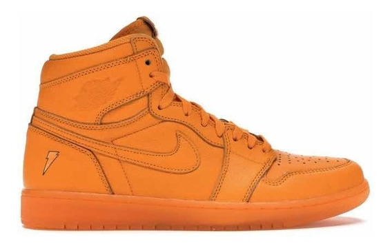 Sneakers Original Jordan 1 Retro High Gatorade Naranjas Orig