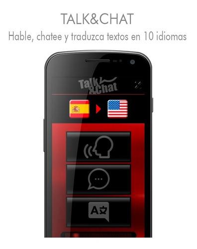 Traductor Conversaciones, Chat Y Texto. Android 10 Idiomas